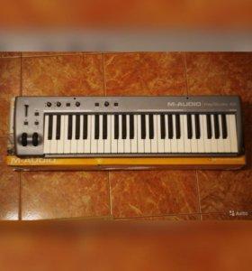 Миди клавиатура M-audio keystudio 49