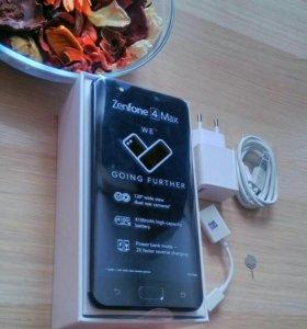 Asus ZenFone 4 Max ZC520KL 16гб