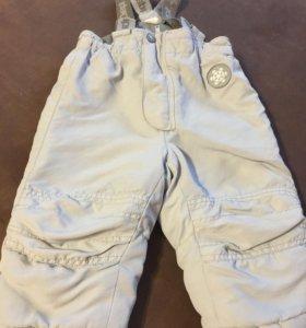 Тёплые штанишки HgM