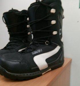 "Ботинки для сноуборда ""Morrow"""
