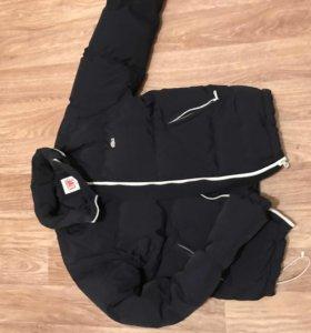 Куртка зимняя лакост