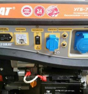 Продам генератор skat 7.500 КВТ