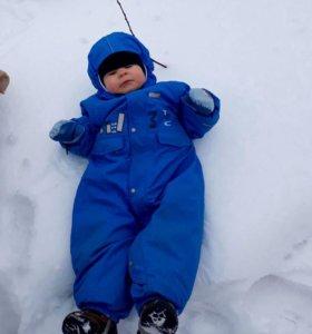 Комбинезон зима