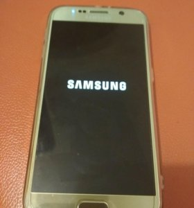 Samsung s6 dual gold