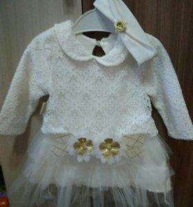 Продается платье для девочки.
