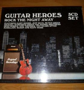 Guitar Heroes. 3CD set