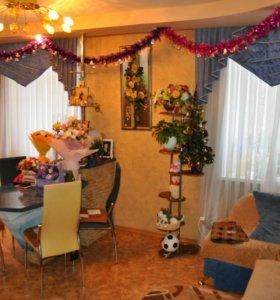Квартира, свободная планировка, 61.7 м²