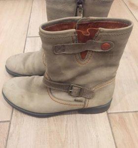 Ботинки Ecco (35 размер)