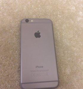 Айфон 6 16Gb серебро