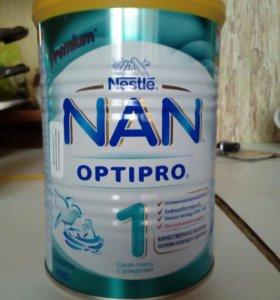NAN optipro цена за 2 банки