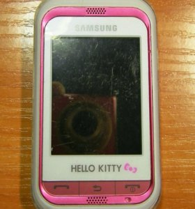 Samsung GT-C3300 Champ Hello Kitty