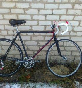 Велосипед шоссе ХВЗ