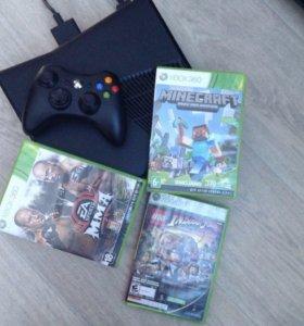 Продам Xbox 360 вместе с дисками