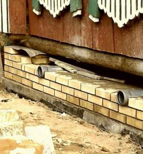 Ремонт бревенчатых домов