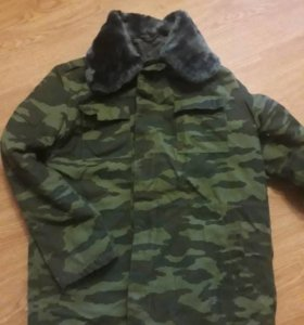 Куртка зимняя камуфляж