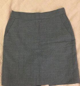 Женская классическая юбка карандаш