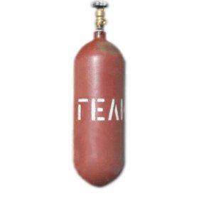Гелий газообразный марка Б 8 литров