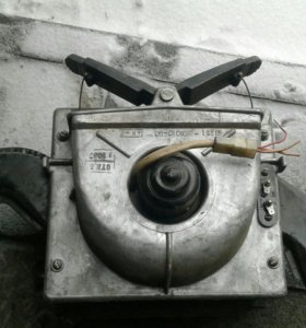 Печка москвич 412