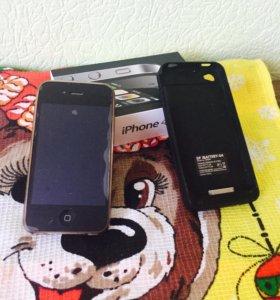 Айфон 4 s(16)