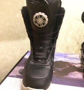 Ботинки для сноуборда Burton Jet Phantom