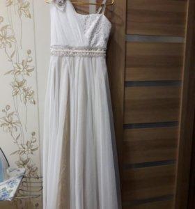 Платье детское. Длина платья 120см