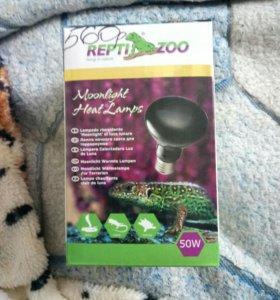 Repti Zoo лампа ночного света для террариумов