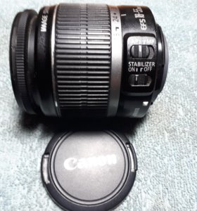 Canon18-55mm IS