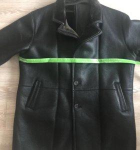 Куртка зимняя большого размера!