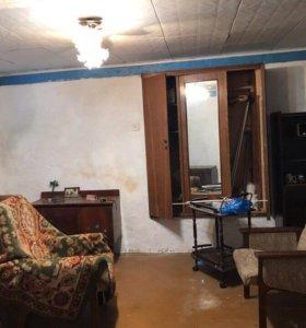 Квартира, 1 комната, 46.9 м²