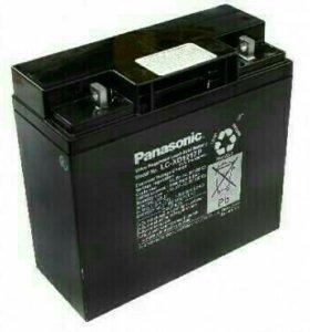 Аккумулятор Panasonic LC-XD1217P