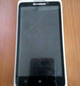 Телефон Lenovo s890