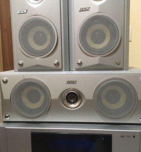 Аудиосистема BBK
