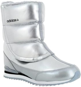 Зимние сапоги дутики Adidas