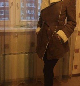 Дубленка, куртка натуральная
