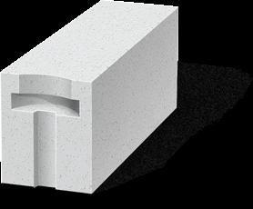 Автоклавный газобетон 625x250x200