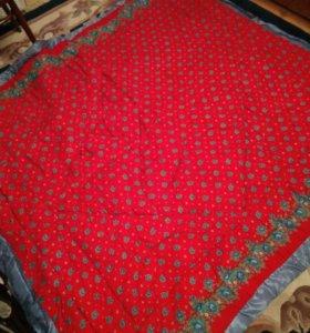 Одеяло двуспальное новое