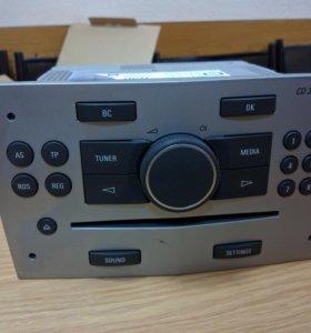 Оригинал Магнитола CD 30 MP3 opel astra H zafira B