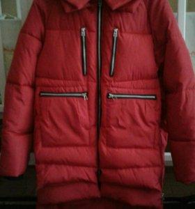 Куртка-трансформер ( подходит беременной)