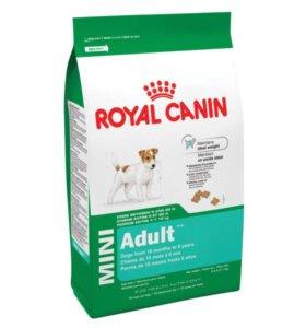 Корм для собак Royal Canin Mini Adult 2 кг