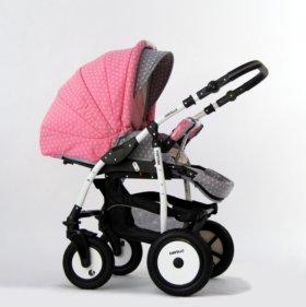 Детская модульная коляска FORTUNA 2 в 1 р-с(24)