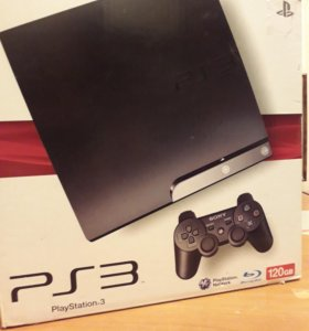 СРОЧНО!!! PlayStation 3 Slim (PS3)120GB
