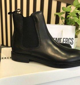 Женские ботинки Bikkembergs