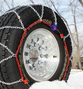 Цепи для колес R17