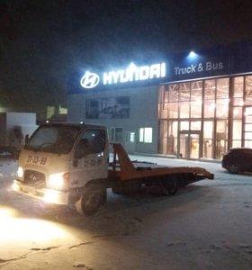 Hyundai hd78 эвакуатор
