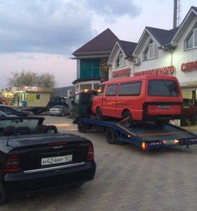 Эвакуация и ремонт автомобилей