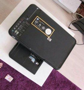 Принтер Мфу Hp Deskjet 4583 в отличном состоянии