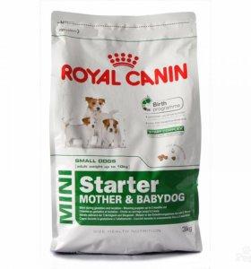 Корм для собак Royal Canin Mini Starter 3 кг