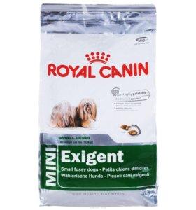 Корм для собак Royal Canin Mini Exigent 2 кг