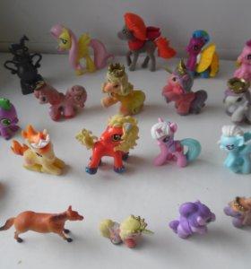 Лошадки пони