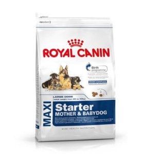 корм для собак Royal Canin Maxi Starter 4 кг